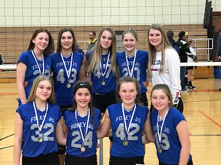 1st place Bronze division 13's 2-2-19